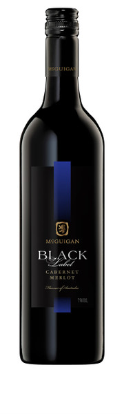 McGuigan Black Label Cabernet Merlot 750ml