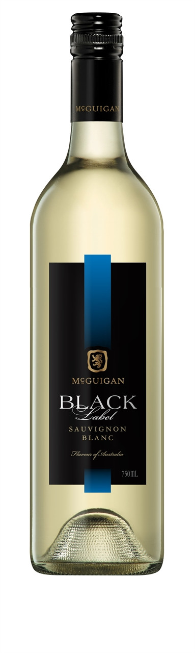 Mcguigan Black Label Sauvignon Blanc 750ml