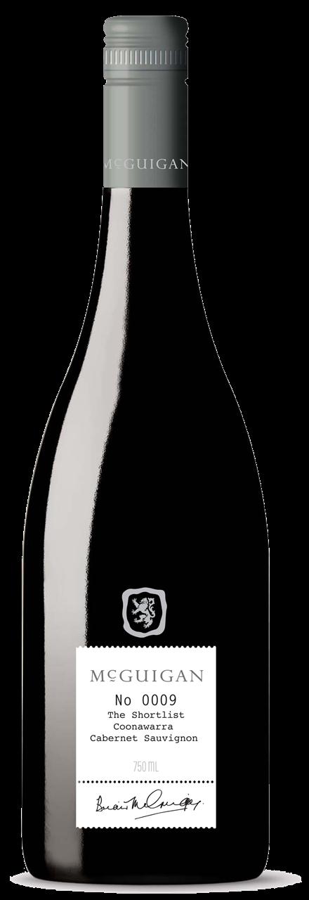 Mcguigan Shortlist Coonawarra Cabernet Sauvignon 750ml