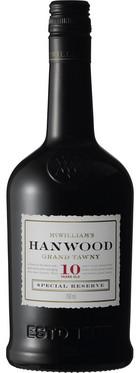 Mcwilliams Hanwood 10 Year Old Tawny Port 750ml