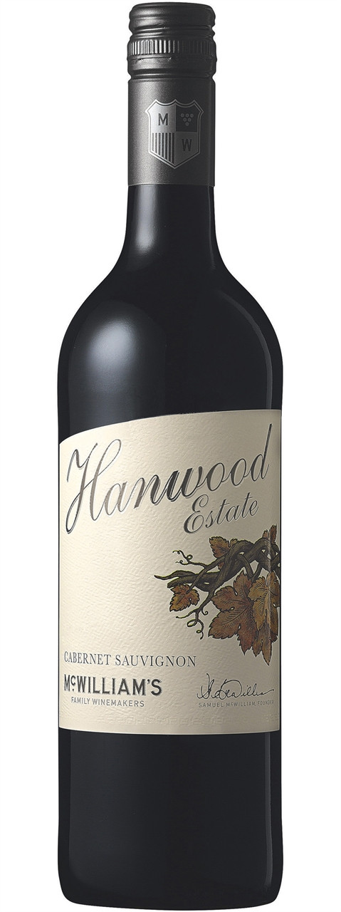 McWilliams Hanwood Cabernet Sauvignon 750ml