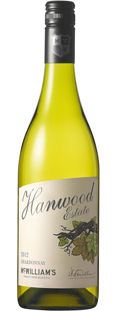 McWilliams Hanwood Chardonnay 750ml