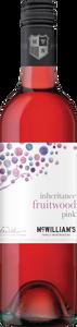 Mcwilliams Inheritance Fruitwood Pink 750ml