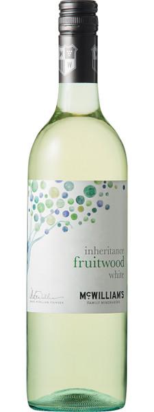 Mcwilliams Inheritance Fruitwood White 750ml