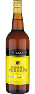 McWilliams Royal Reserve Medium Dry 750ml
