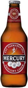 Mercury Draught Cider 24 x 375ml Bottles