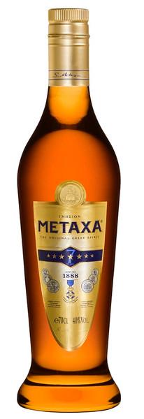 Metaxa 7 Star Greek Brandy 700ml