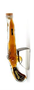 Mocambo 10 Year Old Aged Rum in 1821 Bucaneer Pistol 200ml 40% ABV
