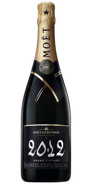Moet et Chandon Grand Vintage Champagne 750ml