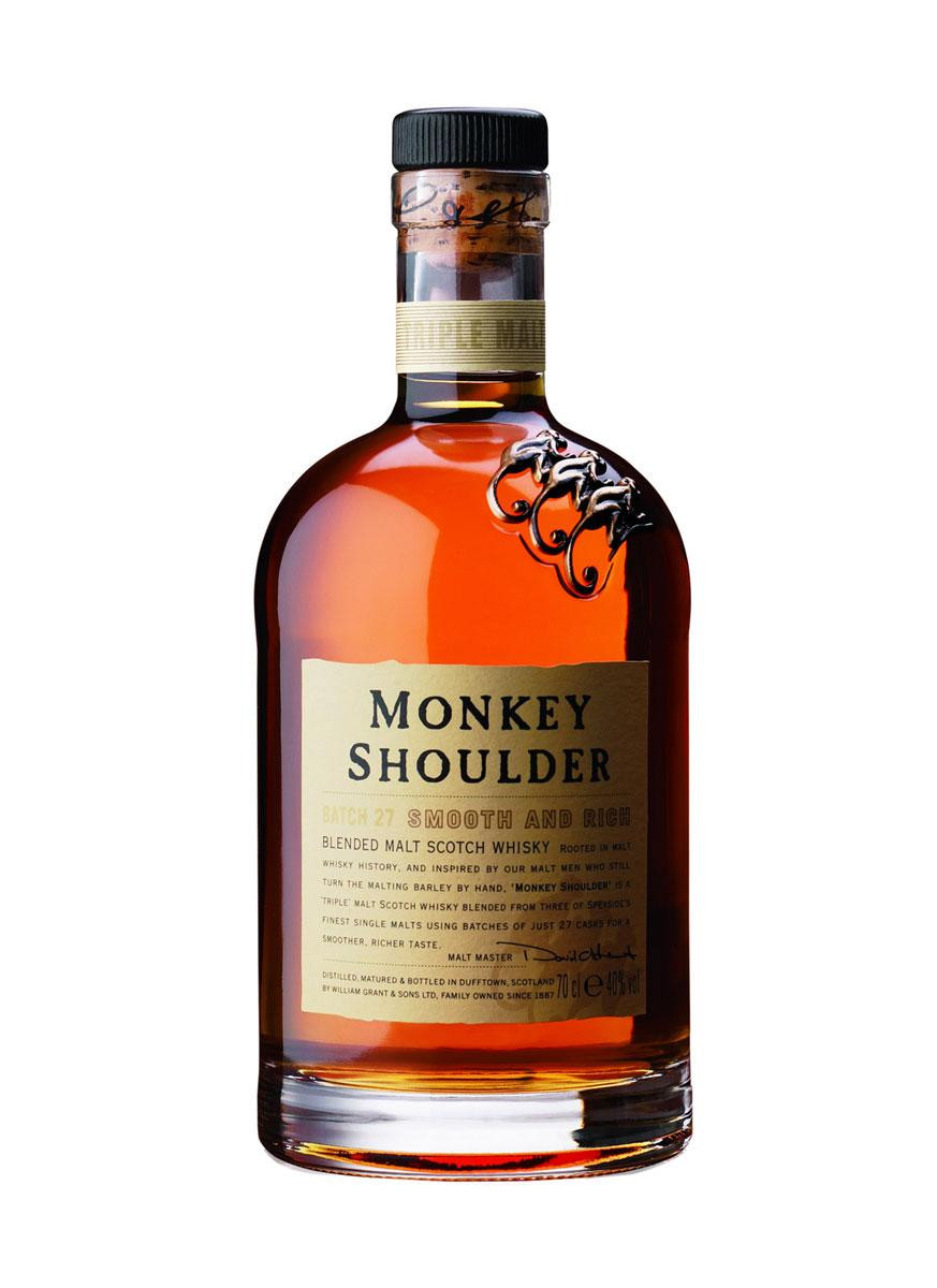 Monkey Shoulder Blended Malt Scotch Whisky 700ml