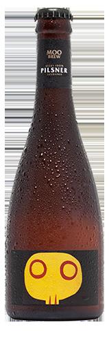 Moo Brew Pilsener 16 x 330ml Bottles