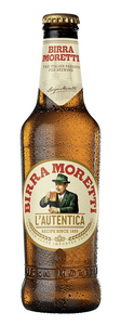 Moretti Beer 24 x 330ml Bottles