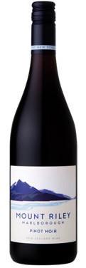 Mount Riley Marlborough Pinot Noir 750ml