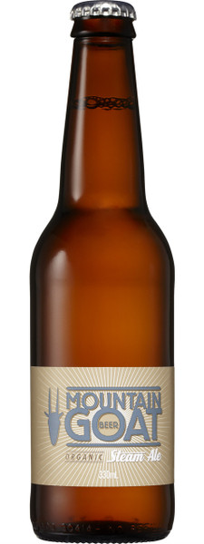 Mountain Goat Steam Ale 330ml Bottles