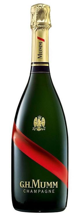 Mumm Cordon Rouge NV Champagne 750ml
