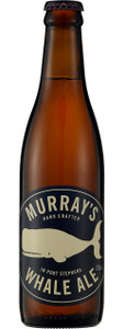 Murray's Whale Ale Pale Ale 16 x 330ml Bottles