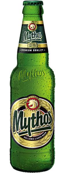 Mythos Lager 24 x 330ml Bottles