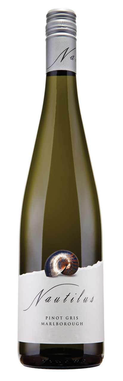 Nautilus Estate Marlborough Pinot Gris 750ml