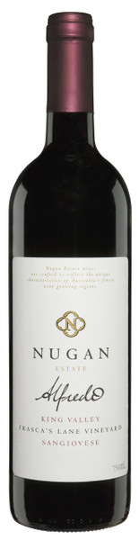 Nugan Estate 'Alfredo' King Valley Sangiovese 750ml