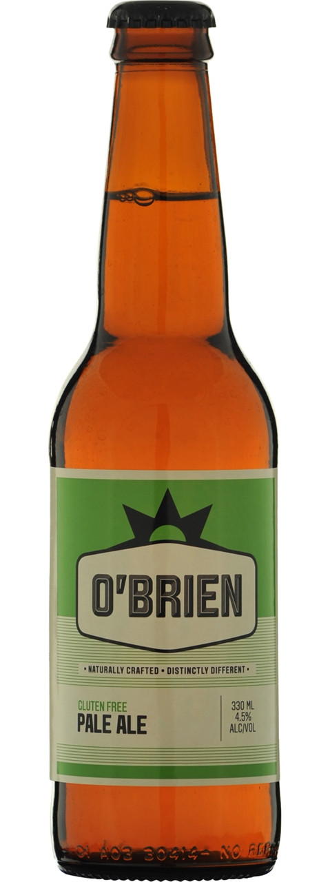 O'Briens Gluten Free Pale Ale 330ml Bottles