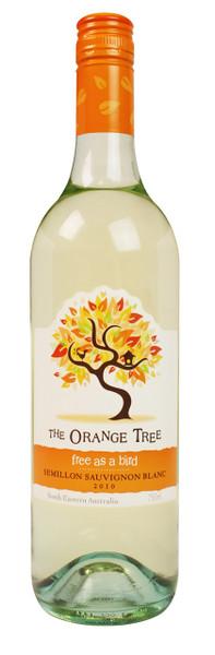 The Orange Tree 'Free As A Bird' Semillon Sauvignon Blanc 750ml