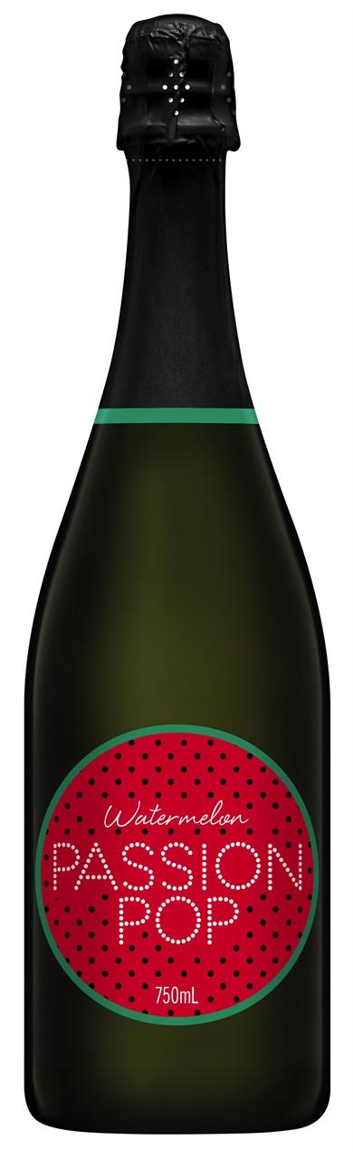 Passion Pop Watermelon 750ml