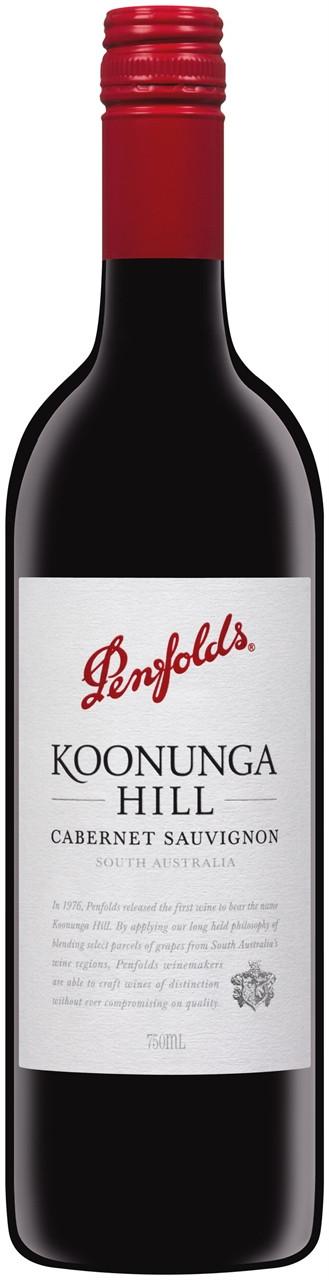 Penfolds Koonunga Hill Cabernet Sauvignon 750ml