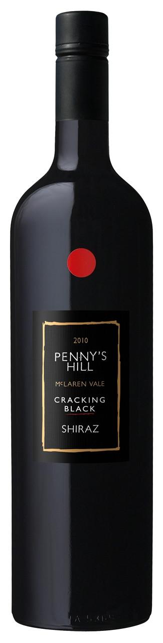 Penny's Hill Cracking Black Shiraz 750ml