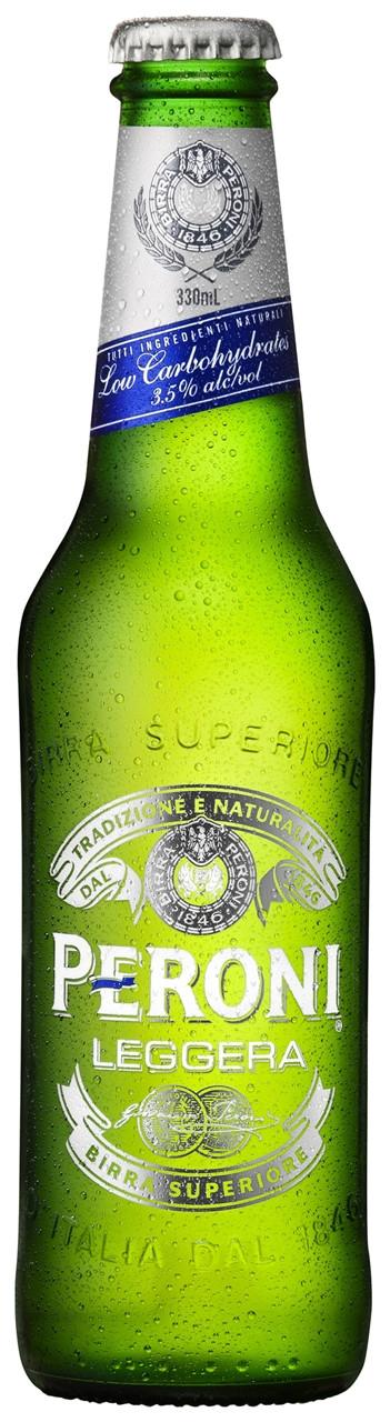 Peroni Leggera 24 x 330ml Bottles