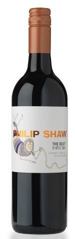 Philip Shaw The Idiot Shiraz 750ml
