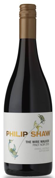 Philip Shaw Wirewalker Pinot Noir 750ml