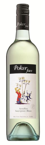 Poker Face Semilon Sauvignon Blanc 750ml