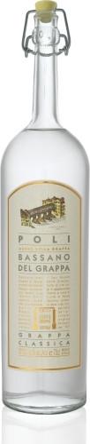 Poli Bassano Classica Grappa 500ml