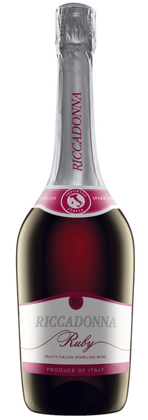 Riccadonna Ruby Spumante 750ml