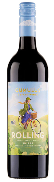 Rolling Cool Climate Shiraz 750ml