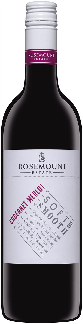 Rosemount Blend Cabernet Merlot 750ml