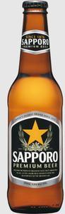 Sapporo Premium 24 x 355ml Bottles