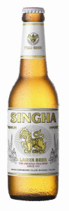 Singha Beer 24 x 330ml Bottles