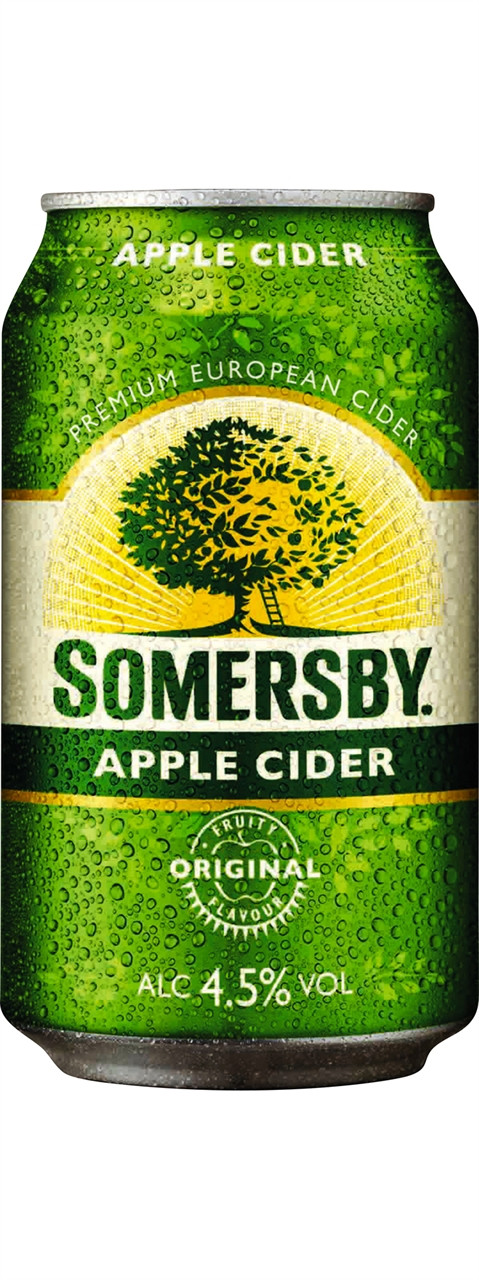 Somersby Apple Cider 30 x 375ml Cans