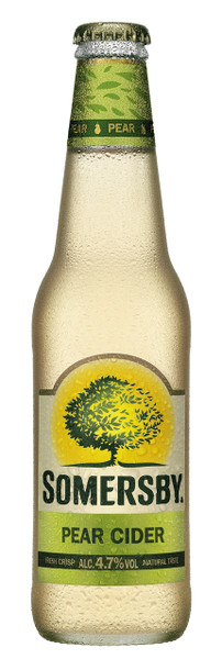 Somersby Pear Cider 24 x 330ml Bottles