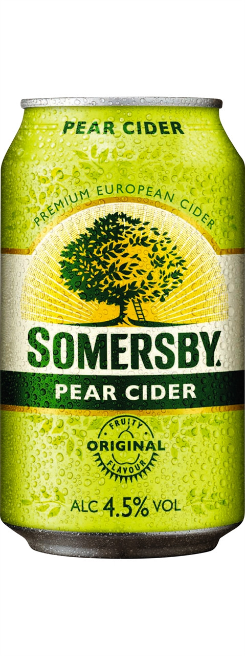 Somersby Pear Cider 30 x 375ml Cans
