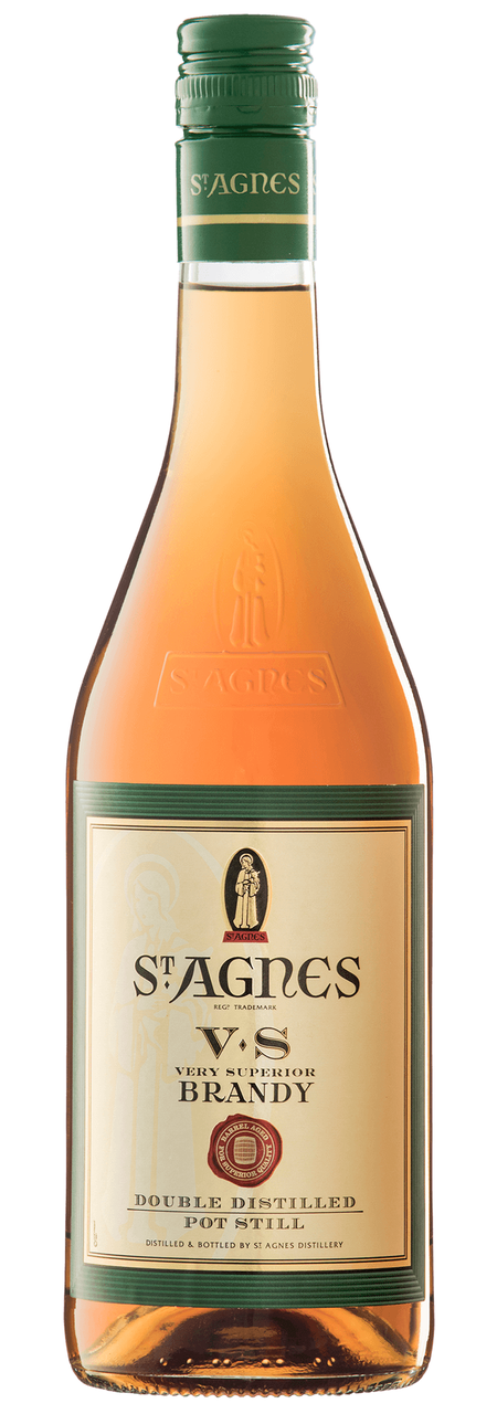St Agnes VS Brandy 700ml