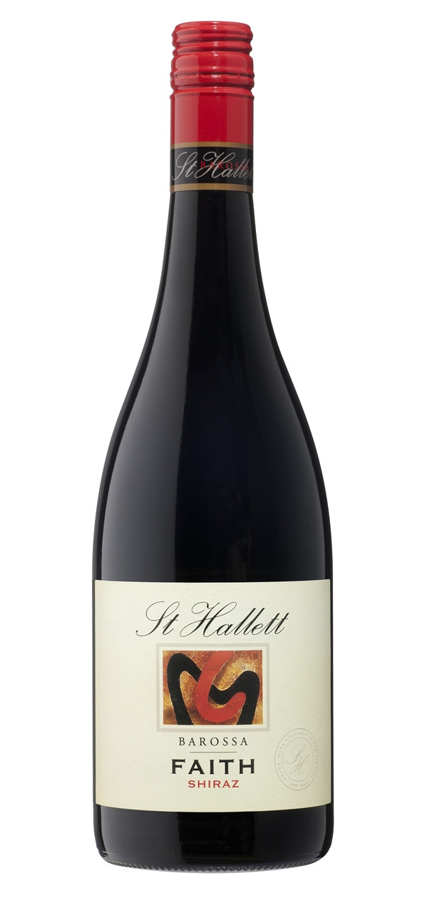 St Hallett Faith Shiraz 750ml