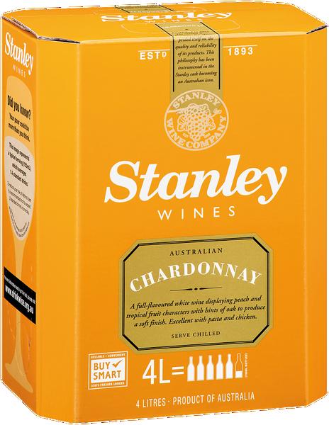 Stanley Chardonnay 4lt Cask