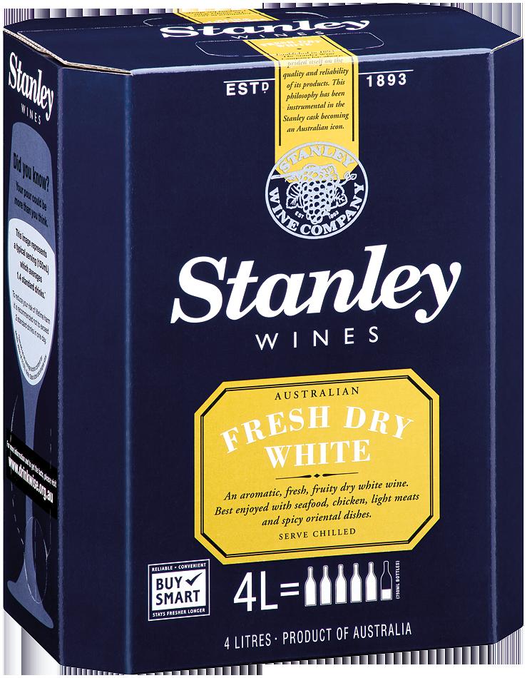 Stanley Fresh Dry White 4lt Cask