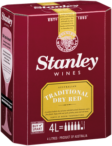 Stanley Traditional Dry Red 4lt Cask