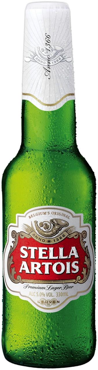Stella Artois 24 x 330ml Bottles