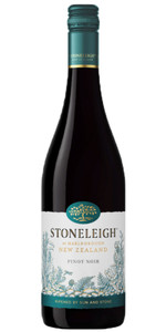Stoneleigh Marlborough Pinot Noir 750ml