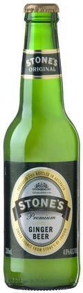 Stones Alcoholic Ginger Beer 24 x 330ml Bottles