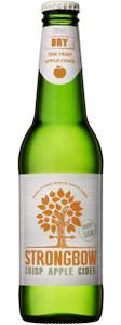 Strongbow Crisp Apple Cider 24 x 355ml Bottles